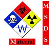 Cloeren è: Material Safety Data Sheets