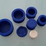 Formelle di silicone e caucciù, riutilizzabili